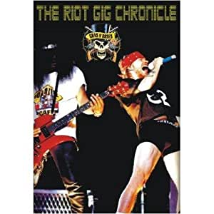 Guns N Roses - Live In St Louis The Riot Gig