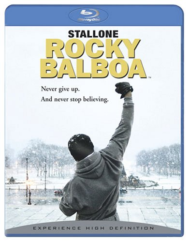 Cover art for  Rocky Balboa [Blu-ray]