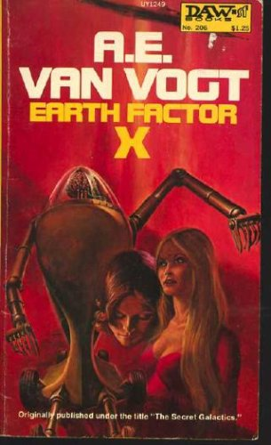 Earth Factor X, A. E. VAN VOGT