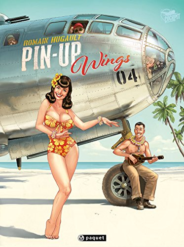 Pin-up Wings, Tome 4 :