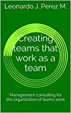Creating teams that work as a team: Management consulting for the organization of teams work (Managments Tips Book 5)
