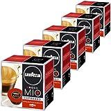Lavazza A Modo Mio Appassionatamente, Pack of 5, 5 x 16 Capsules