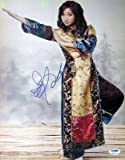Brenda Song Signed Authentic Autographed 11X14 Photo () #H60781 - Psa/