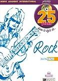 echange, troc Jean-Claude Rapin - 25 Plans dans le style... Rock