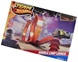 Mattel W2814 &#8211; Hot Wheels Team Hot Wheels Double Loop Track