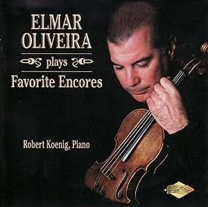 Elmar Oliveira Plays Favorite