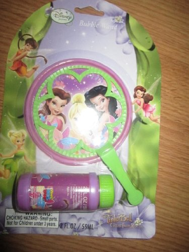 Disney Fairies Bubble Wand