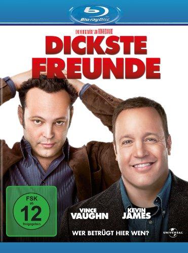 Dickste Freunde [Blu-ray]