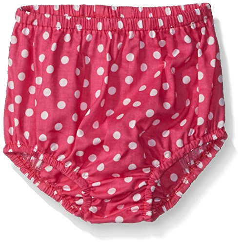 Infantissima Infant Diaper Cover, Dot Shocking Pink/Girl