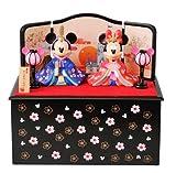 Disney(ディズニー) ひな祭りグッズ 2016年ミッキーとミニーのひな人形(台付き)