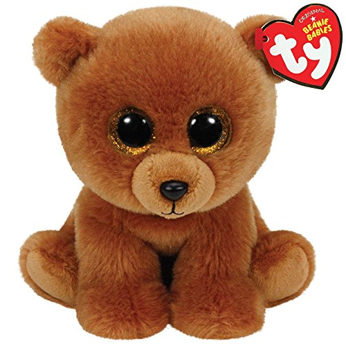 Ty Classic Brownie The Brown Bear Plush - 1