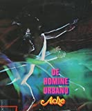 De Homine Urbano by Ache [Music CD]