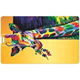 Animal Credit Card 8GB Pen Drive - B011EBGUP2