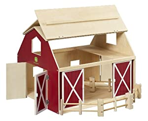 John Deere - Big Wooden Barn