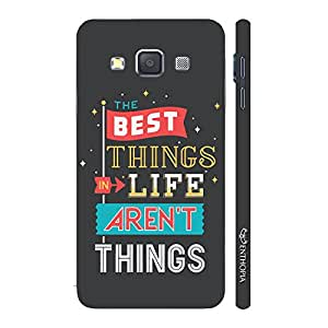 Enthopia Designer Hardshell Case Best Things Rnt Things Back Cover for Samsung Galaxy A7 2015