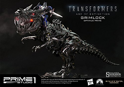 Transformers Grimlock 'Optimus Prime' Version Museum Master Line Statue