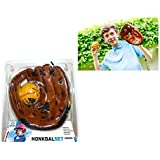 New Classic Toys - 080015 - Jeu De Plein Air - Gant De Baseball Avec Balle - Jaune