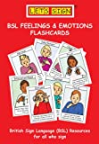 BSL Feelings & Emotions Flashcards (Let's Sign)