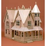 Greenleaf Dollhouse Kit-Garfield