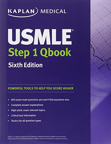 USMLE Step 1 QBook (USMLE Prep) (Step 3 Qbook compare prices)