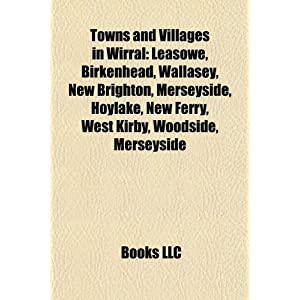Merseyside Towns And Villages | RM.