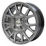 ZEETEX(ジーテックス) スタッドレスタイヤ&ホイールセット Z-ICE1000 スタッドレス 175/65R15 Verthandi(ヴェルザンディ) 15インチ4本セット
