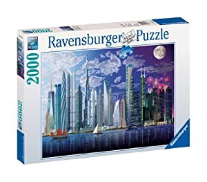 Ravensburger The World's Tallest Buildings Jigsaw Puzzle (2000-Piece)