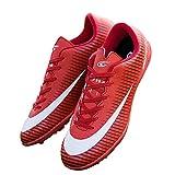 Tiebao Youth Artificial-Turf TF Soccer Shoes Indoor Football Training(Little Kid/Big Kid)