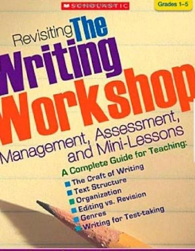 Scholastic 978-0-439-92643-0 Revisiting The Writing Workshop front-1063156