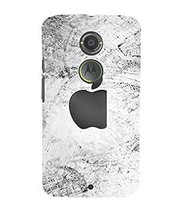 EPICCASE Premium Printed Mobile Mobile Back Case Cover With Full protection For Motorola Moto X2 (Designer Case)