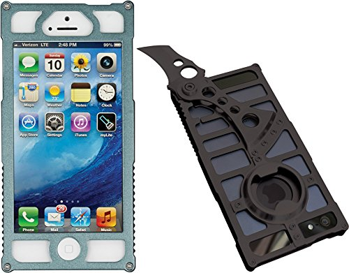 Mantis Knives AP1 Charcoal iPhone 5 Case, Charcoal/Grey