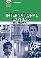 International Express Intermediate : Teacher's Resource Book (1DVD)