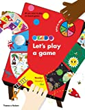 OKIDO Let's Play a Game: All you need to play six board games