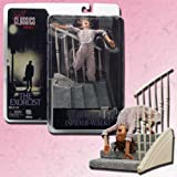 Figura El Exorcista Regan Escaleras 18 cm