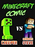 Minecraft Comic Book: Incredible Steve vs. Creeper