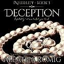 Deception Audiobook by Aleatha Romig Narrated by Samantha Prescott, Brian Pallino