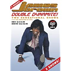James Brown - Double Dynamite! (DVD)