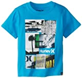 Hurley Boys 2-7 Steez Tee Toddler