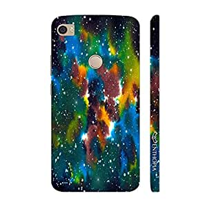 Enthopia Designer Hardshell Case Multiple universe Back Cover for Xiaomi Mi Max