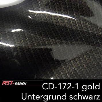Premium Tankdeckel Tank Deckel Auto PKW Design Folie Set in Carbon Schwarz