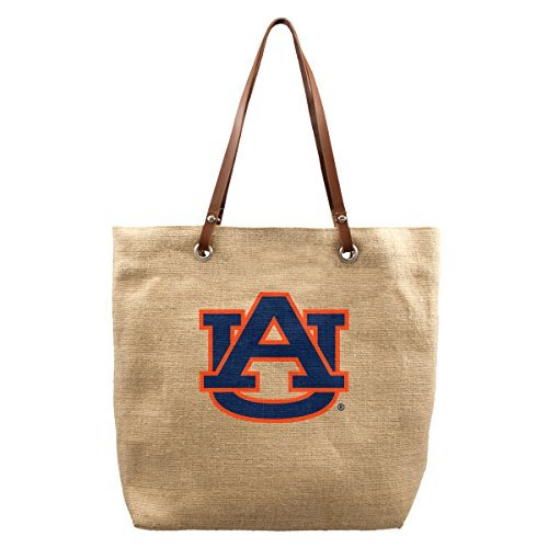 ncaa-auburn-tigers-burlap-market-tote-17-x-45-x-14-inch-natural-by-littlearth