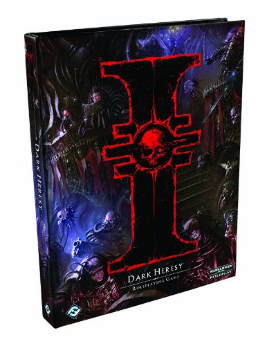 Dark Heresy Second Edition Core Rulebook Game (Warhammer 40,000 Roleplay)