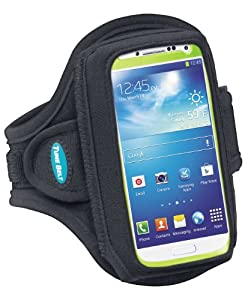 Armband for OtterBox Samsung Galaxy S4 / S3 Defender / Commuter Series Cases, also fits OtterBox Defender & Commuter Series Cases for Motorola Droid Razr Maxx HD, Razr M, Moto X and Moto G