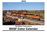 2016 BNSF Color Calendar