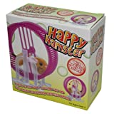 Happy Hamster (in wheel)by Henley Imports