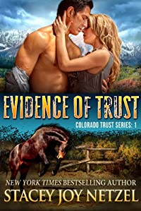 Evidence Of Trust by Stacey Joy Netzel ebook deal