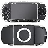 SODIAL(TM) Etui/Coque de protection transparent pour Sony PSP
