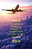 Fool's Desire 'The Aeroplane' Poster Art Print (30.50 x 46 cm - A3)