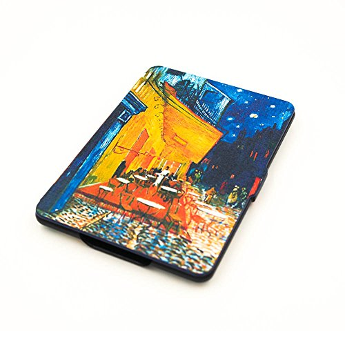Kindle Paperwhite Book Cover Art : Kandouren case cover for amazon kindle paperwhite coffee