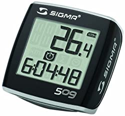 Sigma BC 509 Bicycle Speedometer from SIGMA